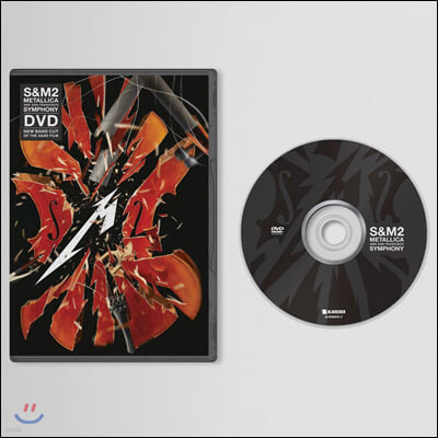 Metallica (메탈리카) - S&M 2 [DVD]