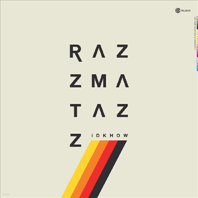 I Dont Know How But They Found Me - Razzmatazz (Ltd)(Colored LP)