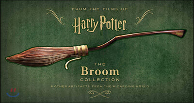 Harry Potter: The Broom Collection 해리 포터 빗자루 화보집