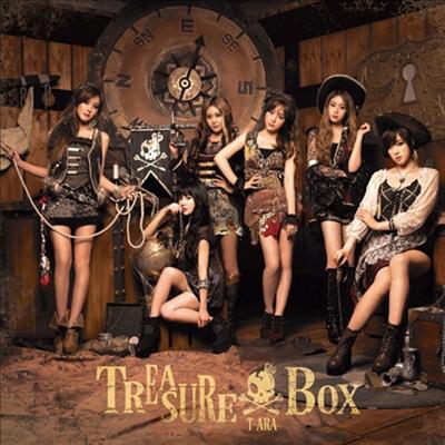 티아라 (T-Ara) - Treasure Box (Pearl반)(CD)