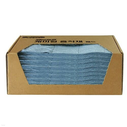 유한킴벌리)와이프올케미컬흡착제(80매×4팩/BOX)