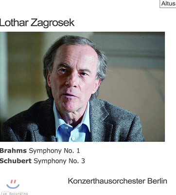 Lothar Zagrosek 브람스 / 슈베르트: 교향곡 (Brahms: Symphony No.1 / Schubert: Symphony No.3) [2LP]