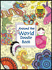 Around the World Doodle Book