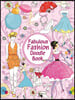Fabulous Fashion Colouring Book