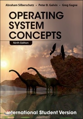 Operating System Concepts, 9/E