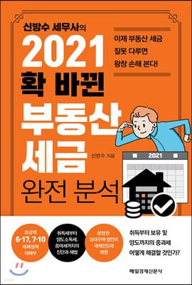 2021 확 바뀐 부동산 세금 완전 분석