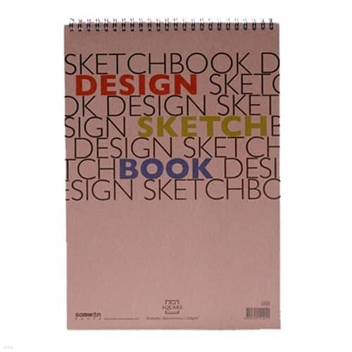 삼원)아트스퀘어 디자인스케치북 A4(20매/세로형...