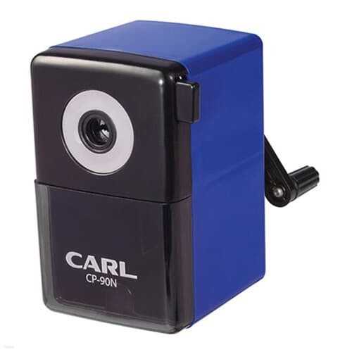 CARL)연필깎이(CP-90N/블루)