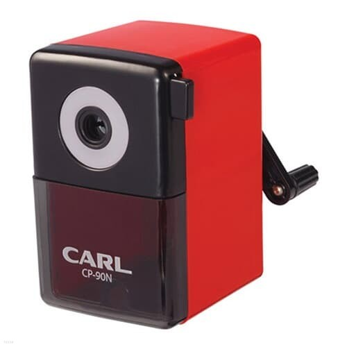 CARL)연필깎이(CP-90N/레드)
