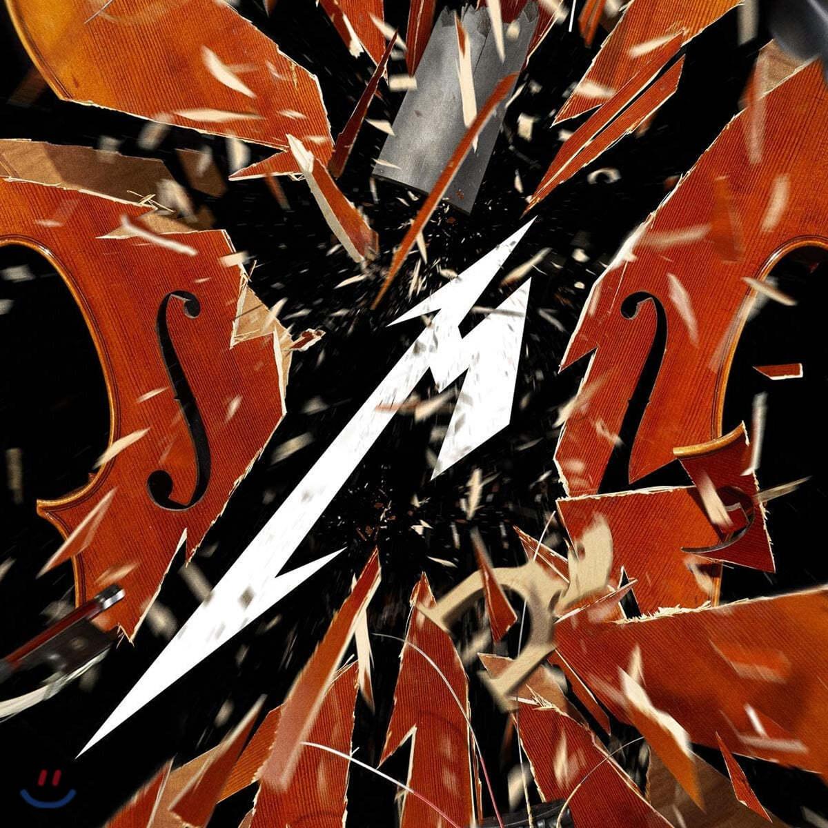 Metallica (메탈리카) - S&M 2 [2CD+Blu-ray]