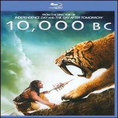 10,000 BC (한글무자막)(Blu-ray)