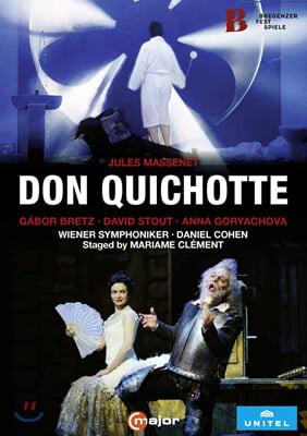 Gabor Bretz 마스네: 오페라 '돈키호테' (Jules Massenet: Don Quichotte)