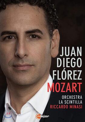 Juan Diego Florez 후안 디에고 플로레즈의 '모차르트' (Mozart: Arias)