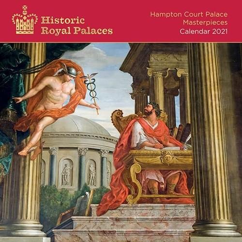 2021년 캘린더(FT) Historic Royal Palaces