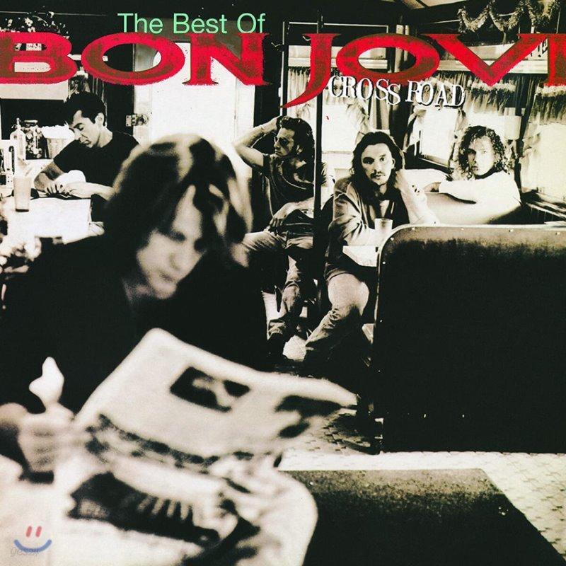 Bon Jovi (본 조비) - Cross Road [2LP]