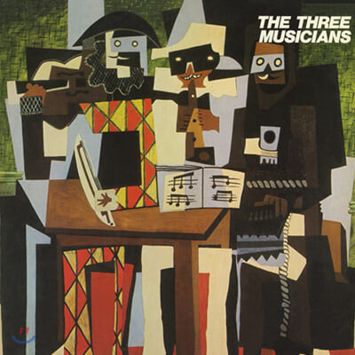 Daddy Longlegs (대디 롱렉스) - 3집 The Three Musicians