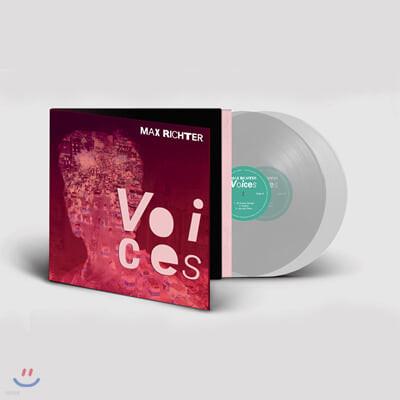 Max Richter (막스 리히터) - Voices [투명 컬러 2LP]