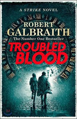 Cormoran Strike #05 : Troubled Blood