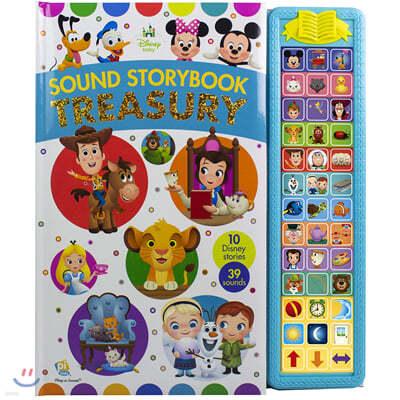 Disney Baby : Sound Storybook Treasury