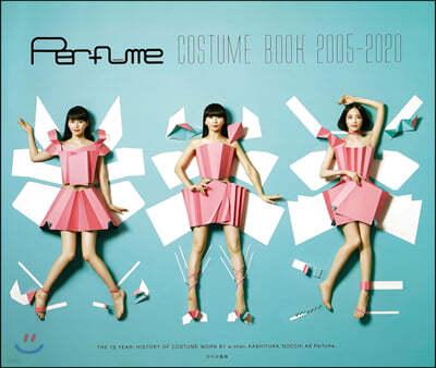 (예약도서) Perfume COSTUME BOOK 2005-2020
