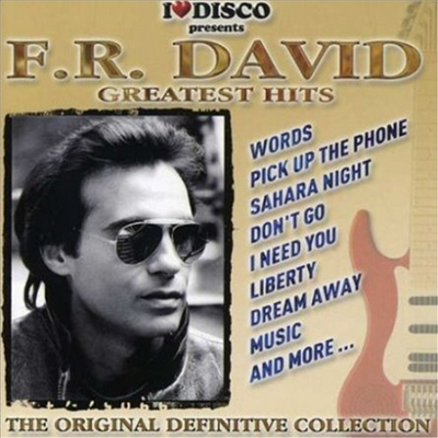 F.R. David - Original Definitive Collection