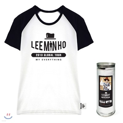 이민호 티셔츠 (L Size)