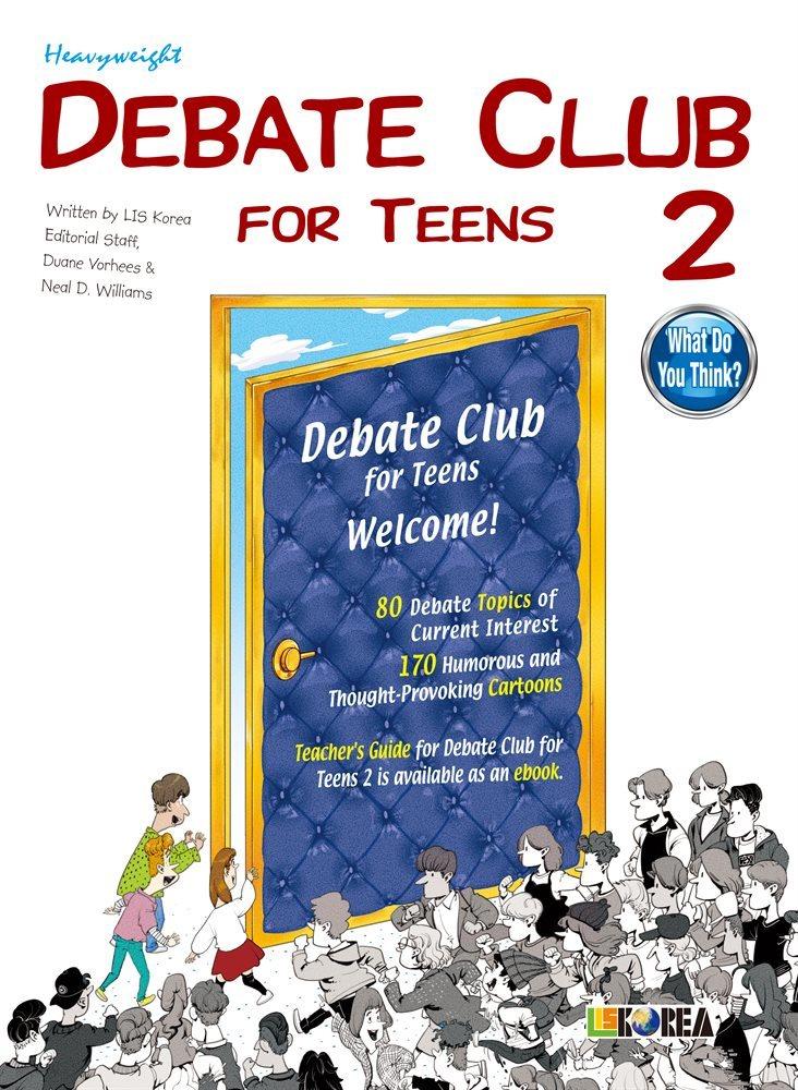 Debate Club for Teens 2