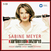 �ں�� ���̾ �����ϴ� Ŭ�󸮳� ���ְ��� (Sabine Meyer Clarinet Connection - Clarinet Concertos) (5CD Boxset) - Sabine Meyer