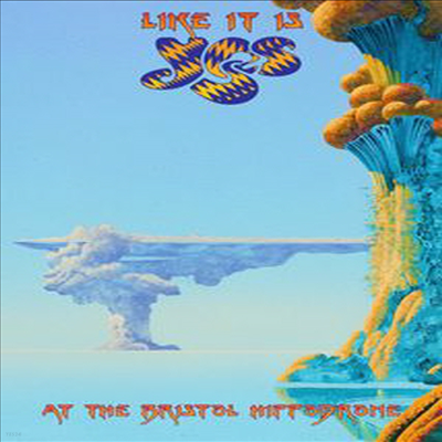 Yes - Like It Is: Yes at the Bristol Hippodrome (Blu-ray)(2014)