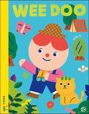 위 두 매거진 Wee Doo kids magazine (격월간) : Vol.11 [2020]