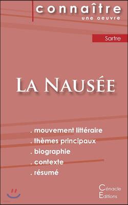 Fiche de lecture La Nausee de Jean-Paul Sartre (Analyse litteraire de reference et resume complet)