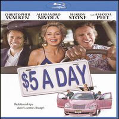 $5 a Day (하루 5달러) (한글무자막)(Blu-ray) (2008)