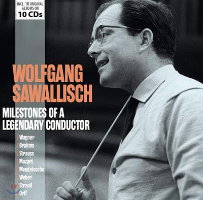 볼프강 자발리쉬 명연 모음집 (Wolfgang Sawallisch - Milestones Of A Legendary Conductor)