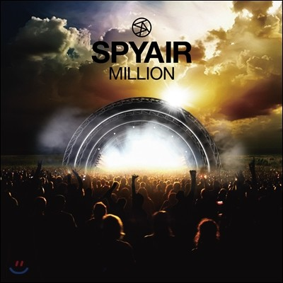 Spyair - Million (3집 초회한정반 A)