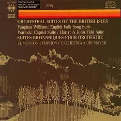 Uri Mayer / Orchestral Suites of the British Isles (수입/SMCD5035)