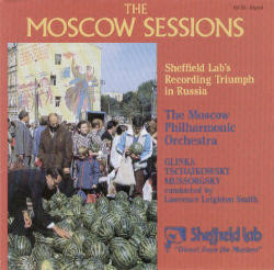 Lawrence Leighton Smith / 모스크바 세션 1집 - 차이코프스키 : 교향곡 5번, 글린카 : 루슬란과 루드밀라 서곡 (Tchaikovsky : Symphony No.5 Op.64, Glinka : Russlan And Ludmila Overture [The Moscow Sessions,