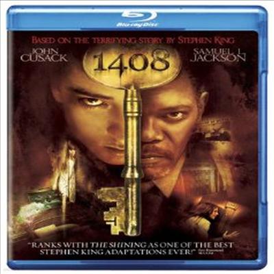 1408 (1408) (한글무자막)(Blu-ray) (2007)