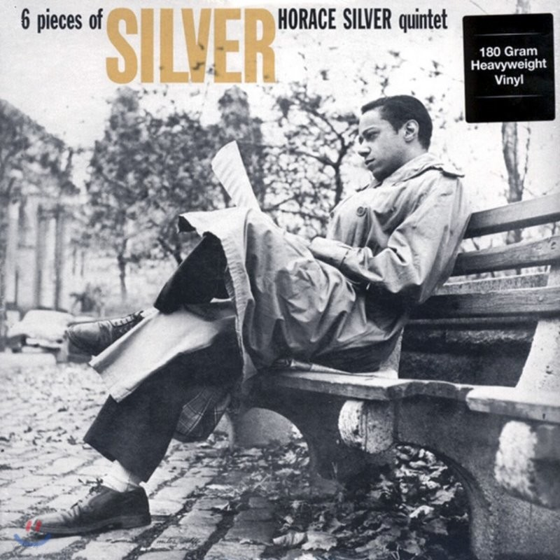 Horace Silver (호레이스 실버) - 6 Pieces Of Silver [LP]