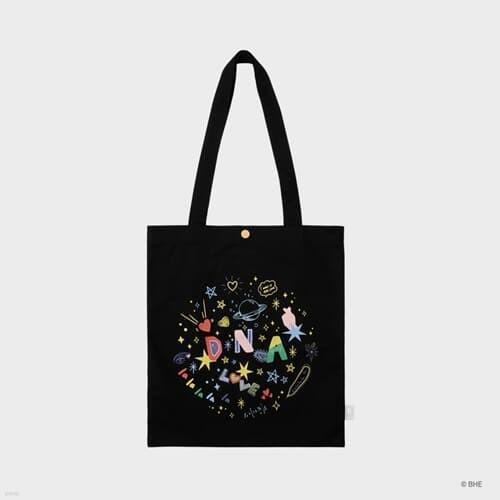 [BTS] DNA_블랙 에코백