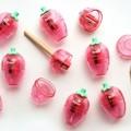 1000 딸기 연필깎이