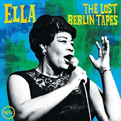 Ella Fitzgerald - Ella: The Lost Berlin Tapes (2LP)