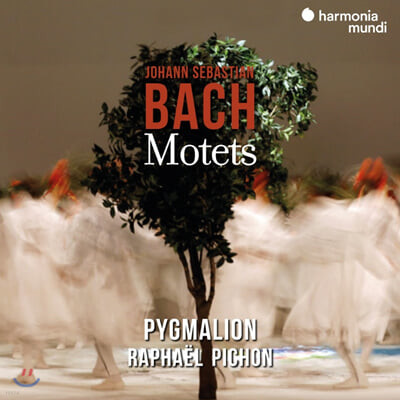 Pygmalion 바흐: 모테트 BWV225-230 (J.S. Bach: Motets)
