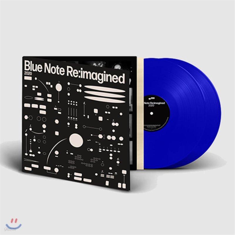 블루 노트 레이블 리:이매진 (Blue Note Re:imagined) [블루 컬러 2LP]