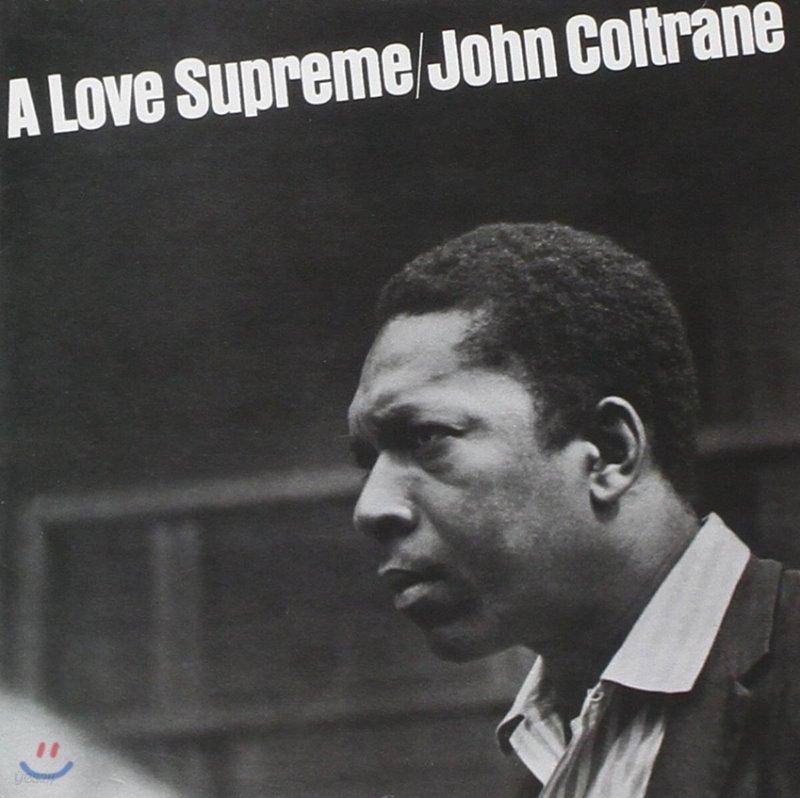 John Coltrane (존 콜트레인) - A Love Supreme [2LP]