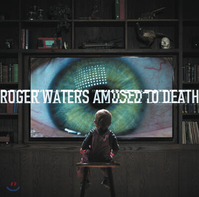 Roger Waters (로저 워터스) - 3집 Amused to Death [2LP]