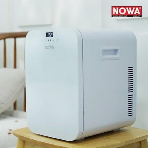 노와 뷰티 디지털 프리미엄 화장품 냉장고 AQ-20L-B