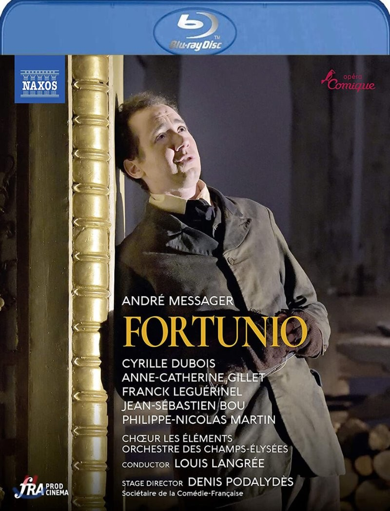 Cyrille Dubois 메사저: 오페라 '포추니오' (Andre Messager: Fortunio)