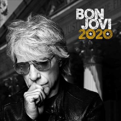 "Bon Jovi - 2020 (SHM-CD)(Japan Bonus Tracks: ""Luv Can,"" ""Shine"")"