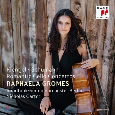 Raphaela Gromes 클렌겔 / 슈만: 첼로 협주곡 (Klengel / Schumann: Romantic Cello Concertos)