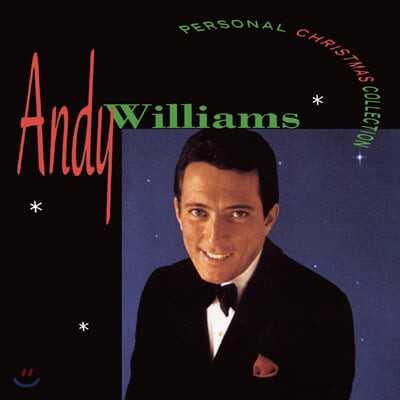Andy Williams (앤디 윌리암스) - Personal Christmas Collection [LP]